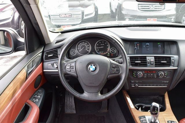 2013 BMW X3 xDrive28i xDrive28i Richmond Hill, New York 15