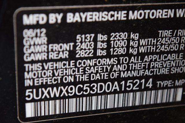 2013 BMW X3 xDrive28i xDrive28i Richmond Hill, New York 36