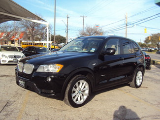 2013 BMW X3 xDrive28i San Antonio, Texas