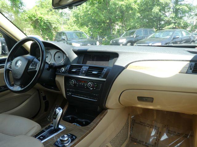 2013 BMW X3 xDrive28i Sterling, Virginia 11