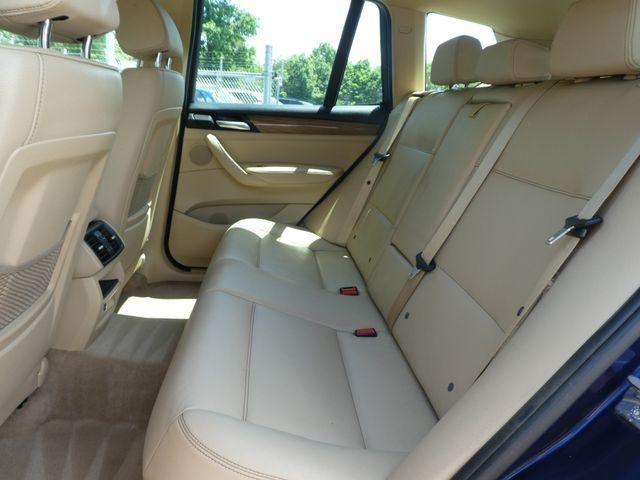 2013 BMW X3 xDrive28i Sterling, Virginia 13
