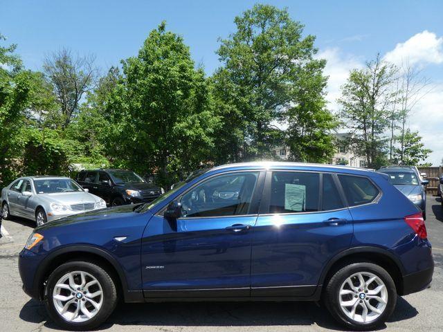 2013 BMW X3 xDrive28i Sterling, Virginia 4