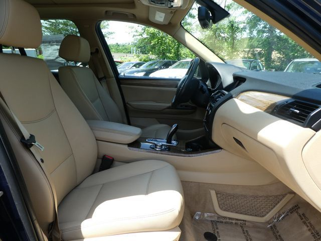 2013 BMW X3 xDrive28i Sterling, Virginia 9