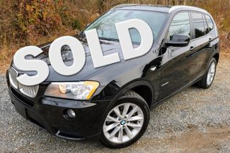 2013 BMW X3 xDrive28i - Warranty - Pano Roof Ewing, NJ