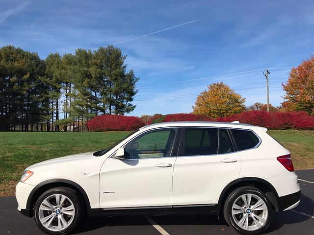 2013 BMW X3 xDrive35i Leesburg, Virginia 4