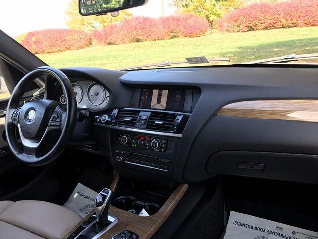 2013 BMW X3 xDrive35i Leesburg, Virginia 13