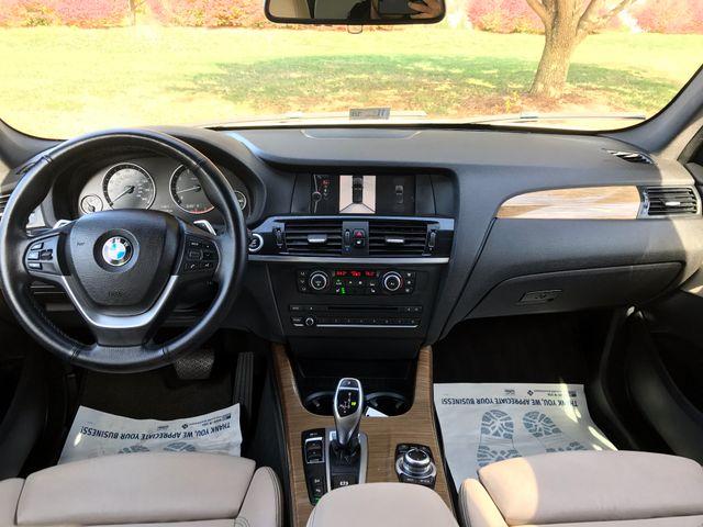 2013 BMW X3 xDrive35i Leesburg, Virginia 15