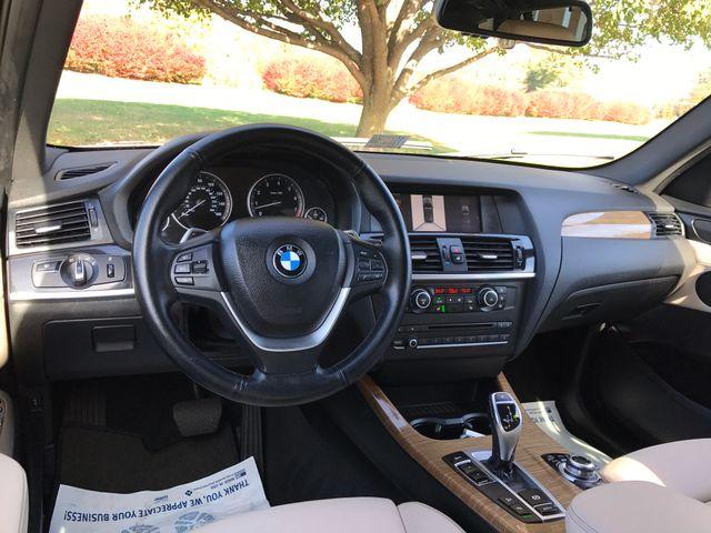 2013 BMW X3 xDrive35i Leesburg, Virginia 14