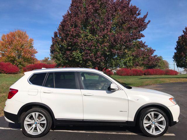 2013 BMW X3 xDrive35i Leesburg, Virginia 5