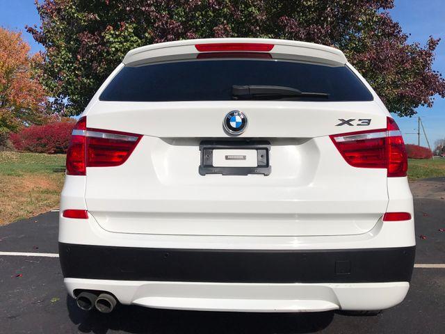2013 BMW X3 xDrive35i Leesburg, Virginia 7