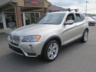 2013 BMW X3 xDrive35i in Mooresville NC