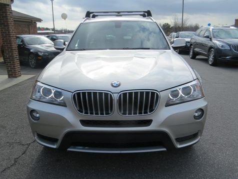 2013 BMW X3 xDrive35i AWD 4dr xDrive35i | Mooresville, NC | Mooresville Motor Company in Mooresville, NC