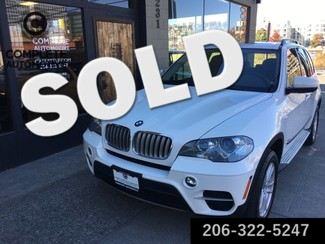 2013 BMW X5 xDrive35d Diesel 7 Passenger Navigation  Rear Camera Heated Seats Moonroof MSRP $66,795  in Seattle,