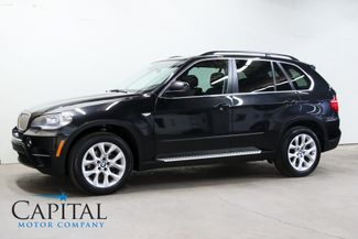 2013 BMW X5 xDrive35d AWD Clean Diesel SUV w/Navigation, in Eau Claire, Wisconsin
