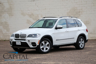 2013 BMW X5 xDrive35d AWD Diesel SUV w/Navigation, Backup Cam, Heated Front/Rear Seats & an Amazing Interior in Eau Claire