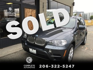 2013 BMW X5 xDrive35i All Wheel Drive Convenience Cold