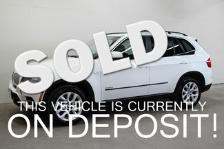 2013 BMW X5 xDrive35i AWD Sport SUV with Navigation, Tech Pkg, Comfort Access, Bluetooth Audio & Phone in Eau