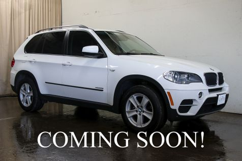 2013 BMW X5 xDrive35i AWD Luxury Sport SUV with Heated Seats, Panoramic Moonroof & Bluetooth Audio in Eau Claire