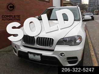 2013 BMW X5 xDrive35i All Wheel Drive Convenience   Package Navigation Back Up Camera (3) On Sale Seattle, Washington