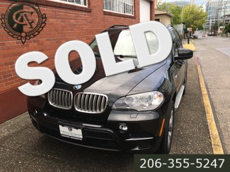 2013 BMW X5 xDrive35i All Wheel Drive Convenience Cold Weather Premium Sound Navigation Rear Camera NICE! Seattle, Washington