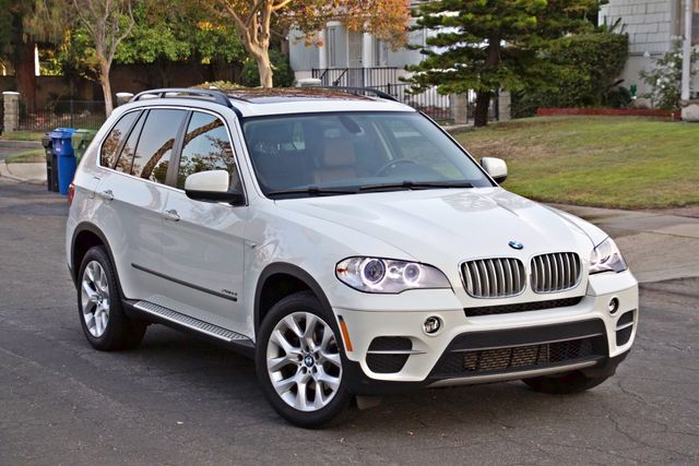 2013 BMW X5 xDrive35i Sport Activity NAVIGATION SYSTEM BLUETOOTH PANORAMA ROOF Woodland Hills, CA 12