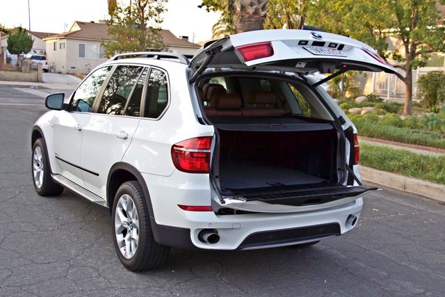 2013 BMW X5 xDrive35i Sport Activity NAVIGATION SYSTEM BLUETOOTH PANORAMA ROOF Woodland Hills, CA 17