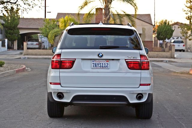 2013 BMW X5 xDrive35i Sport Activity NAVIGATION SYSTEM BLUETOOTH PANORAMA ROOF Woodland Hills, CA 7
