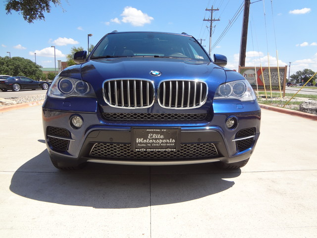 2013 BMW X5 xDrive50i Austin , Texas 8