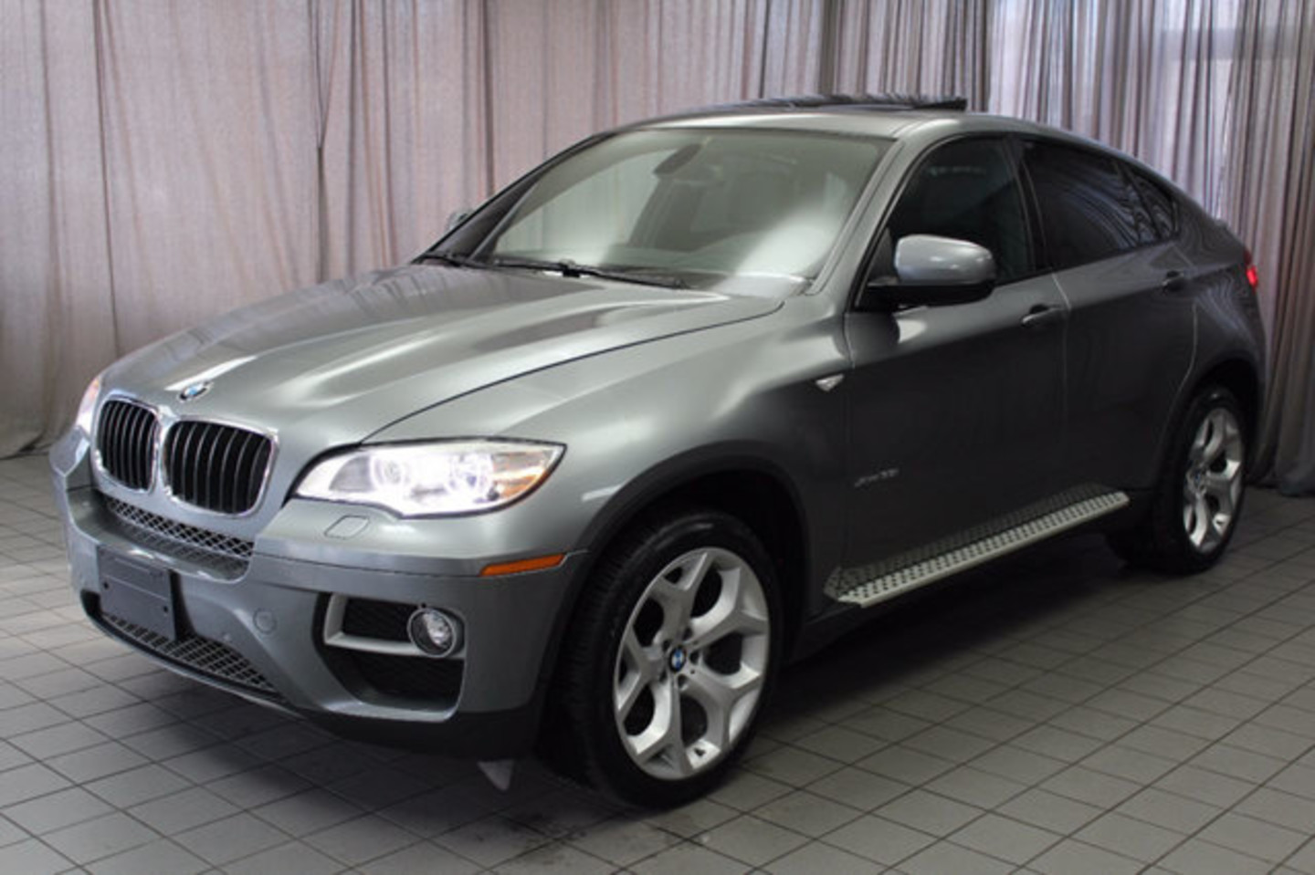 2013 Bmw X6 Xdrive 35i Xdrive35i City Oh North Coast Auto