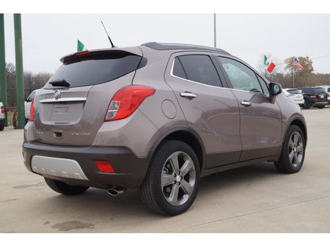 2013 Buick Encore Leather, Sunroof, Hot Seats, Back Cam | Lewisville, Texas | Castle Hills Motors in Lewisville, Texas