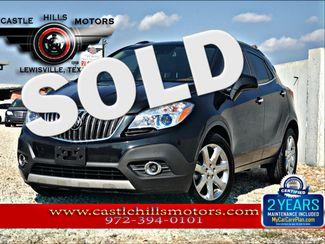 2013 Buick Encore Premium | Lewisville, Texas | Castle Hills Motors in Lewisville Texas