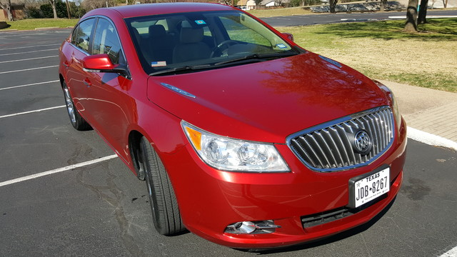 2013 Buick LaCrosse Leather Arlington, Texas 0