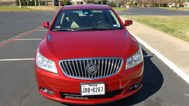2013 Buick LaCrosse Leather Arlington, Texas 4
