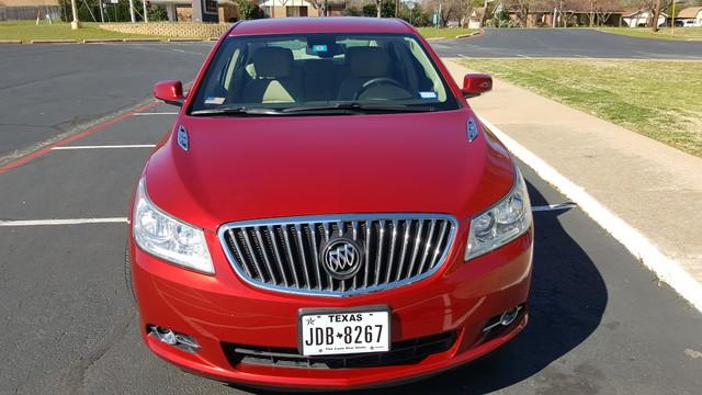 2013 Buick LaCrosse Leather Arlington, Texas 4