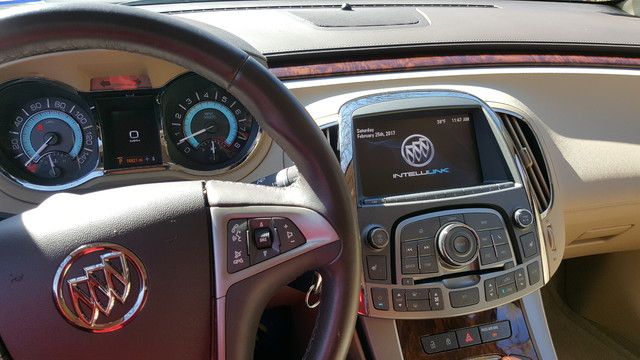 2013 Buick LaCrosse Leather Arlington, Texas 9