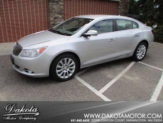 2013 Buick LaCrosse Leather Farmington, Minnesota