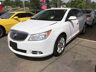 2013 Buick LaCrosse Leather - John Gibson Auto Sales Hot Springs in Hot Springs Arkansas