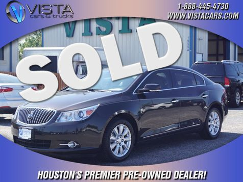 2013 Buick LaCrosse Leather in Houston, Texas