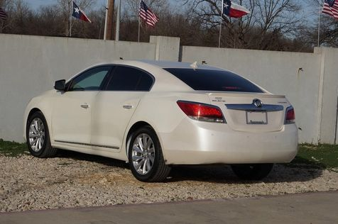2013 Buick LaCrosse **INCLUDES 2 YRS FREE MAINTENANCE** Leather - Hot Seats, Bluetooth, Back Cam | Lewisville, Texas | Castle Hills Motors in Lewisville, Texas