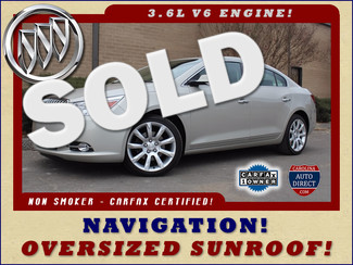2013 Buick LaCrosse Touring FWD - NAVIGATION - OVERSIZED SUNROOF! Mooresville , NC
