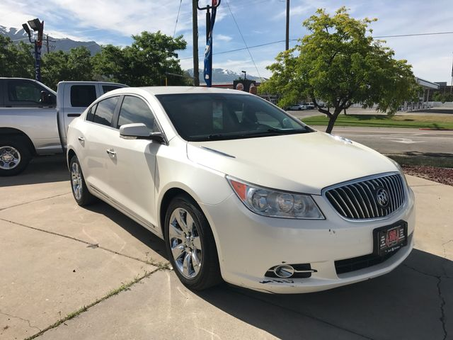 2013 Buick LaCrosse Leather Ogden, Utah 5