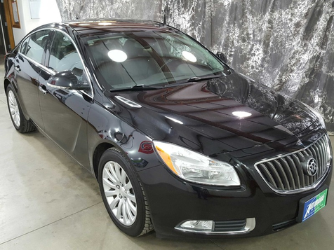 2013 Buick Regal Turbo Premium 1 in , ND