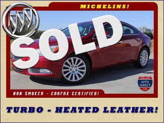 2013 Buick Regal Turbo Premium 1 - HEATED LEATHER - MICHELINS! Mooresville , NC