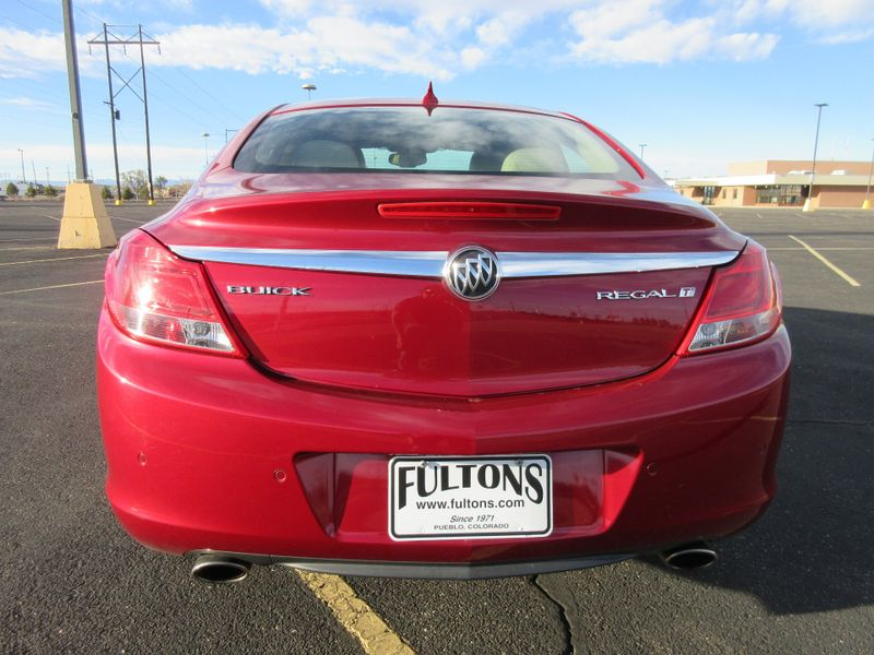 2013 Buick Regal Turbo Premium 1  Fultons Used Cars Inc  in , Colorado