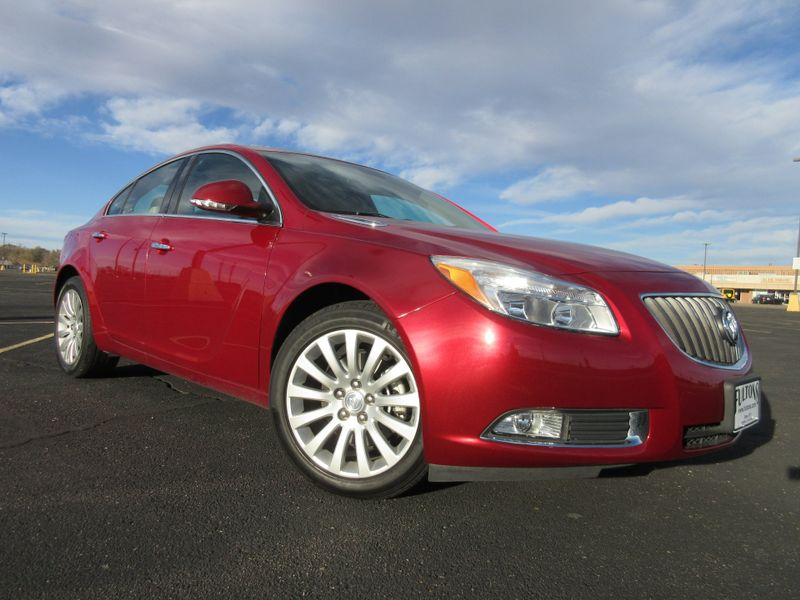 2013 Buick Regal Turbo Premium 1  Fultons Used Cars Inc  in , Colorado