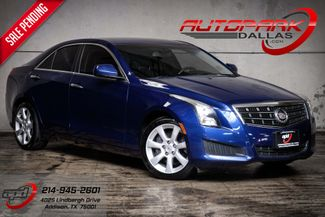 2013 Cadillac ATS in Addison TX