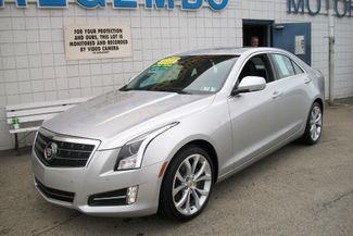 2013 Cadillac ATS AWD V6 Premium Bentleyville, Pennsylvania 21
