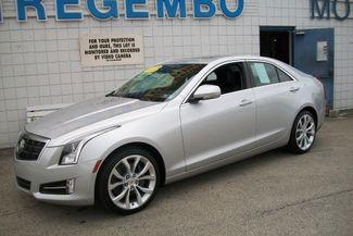 2013 Cadillac ATS AWD V6 Premium Bentleyville, Pennsylvania 25