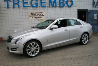 2013 Cadillac ATS AWD V6 Premium Bentleyville, Pennsylvania 33