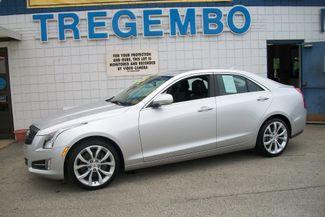 2013 Cadillac ATS AWD V6 Premium Bentleyville, Pennsylvania 35